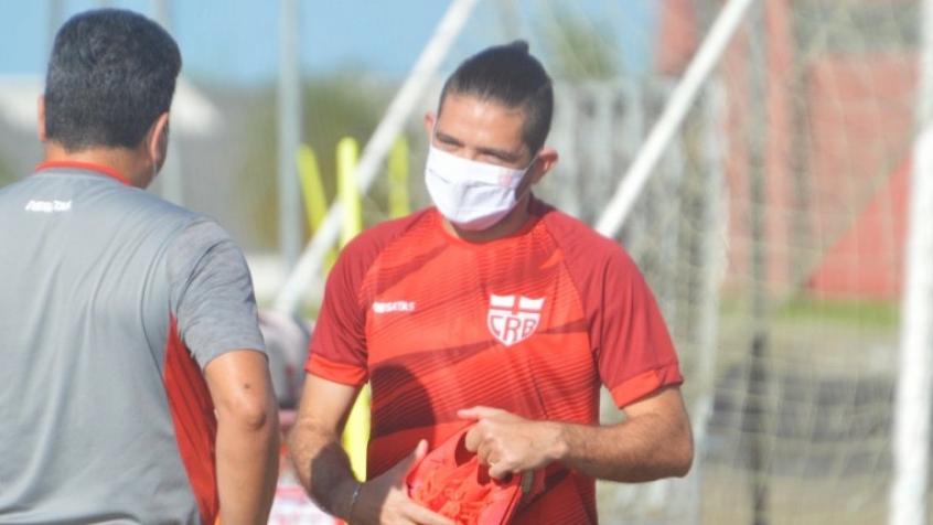 Diego Torres desabafa após nova derrota do CRB