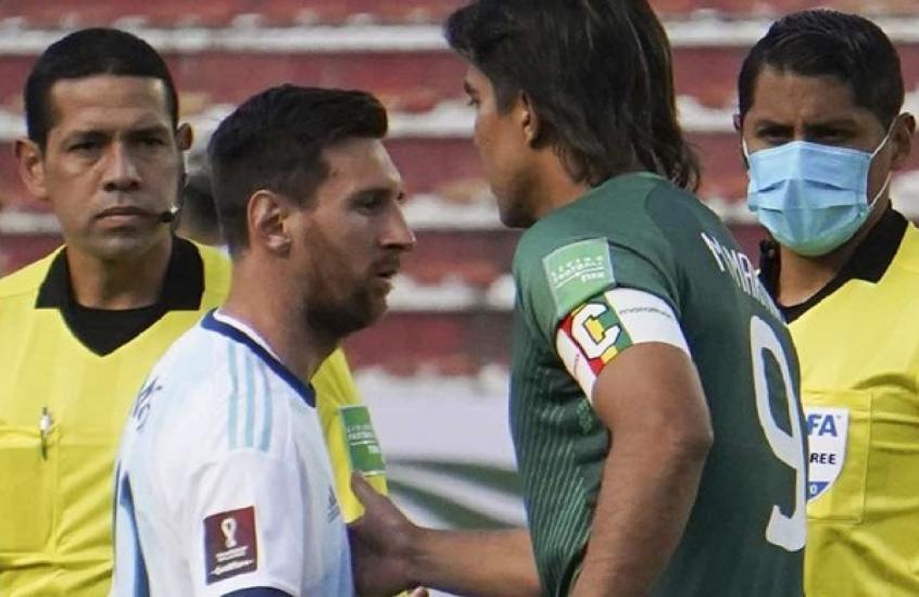 Marcelo Moreno confirma estar com Covid-19 e faz pedido de desculpas por críticas à Conmebol