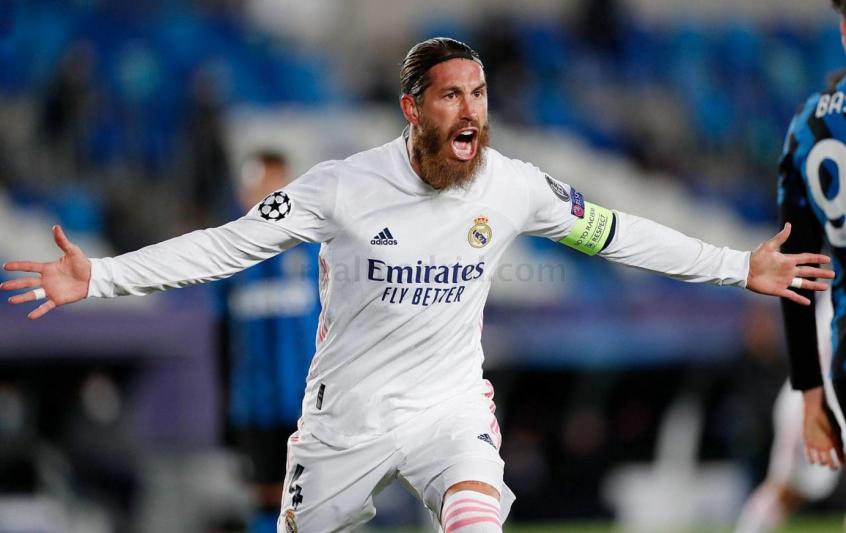 Em comunicado oficial, Real Madrid anuncia a saída de Sergio Ramos