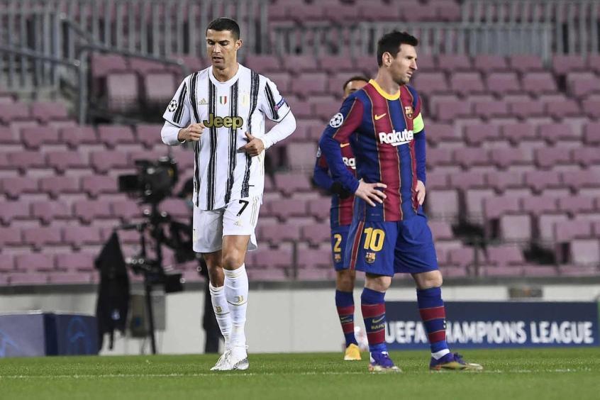 Jornal: Barcelona tem plano para juntar Messi e Cristiano Ronaldo