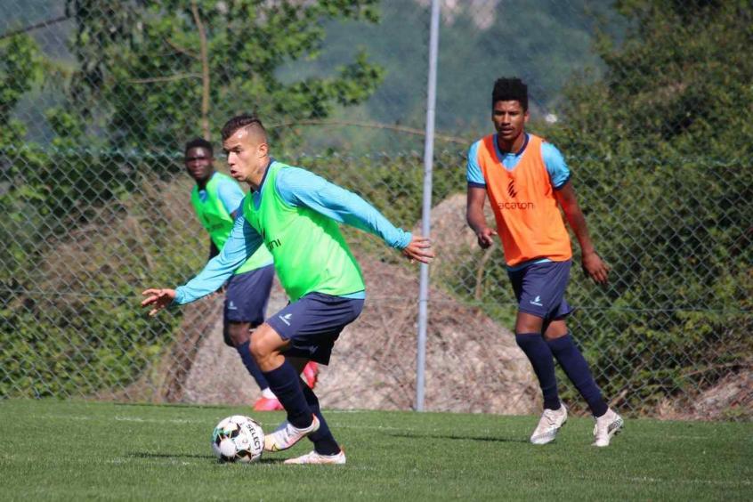 Após passagem no Vizela, Marcelinho comemora bom momento na carreira