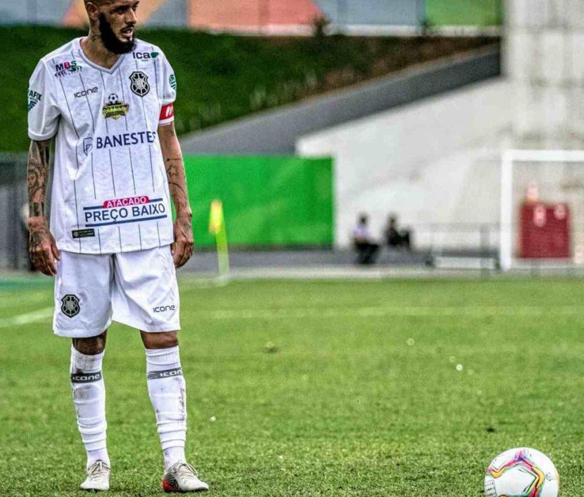 Em bom momento no Rio Branco-ES, Paulinho fala sobre fase positiva em 2021