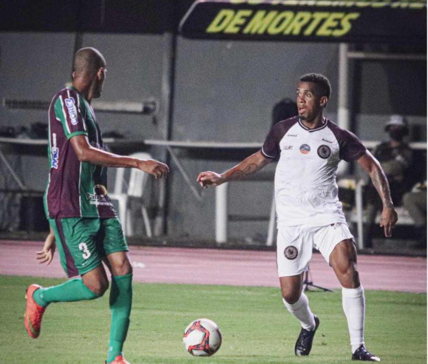 Mailson, do Jacuipense, quer acesso com o clube para a Série B do Brasileirão