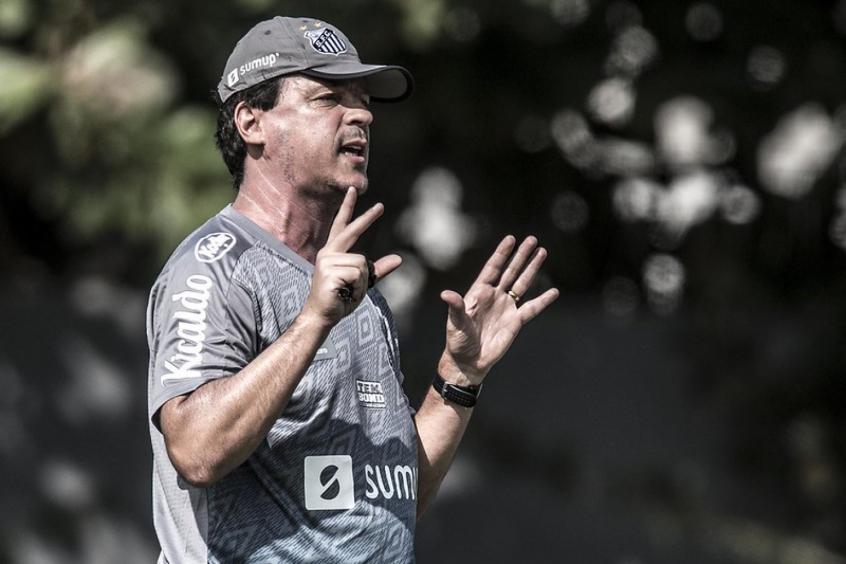 Santos tem melhor média de passes, mas é um dos piores em finalização