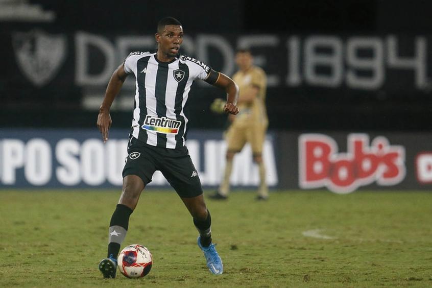 Kanu lamenta empate do Botafogo contra o Londrina: 'Viemos aqui para buscar os três pontos'