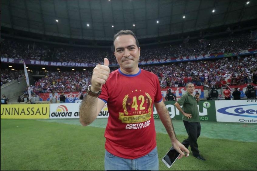 Com boa relação fora de campo, saiba como Fortaleza e Ceará ajudaram o crescimento do futebol cearense
