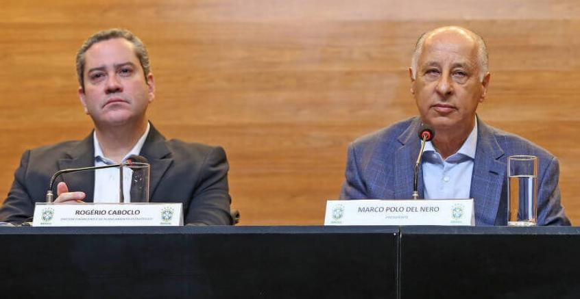 CBF alega que não sofreu prejuízo com venda de avião adquirido por Rogério Caboclo