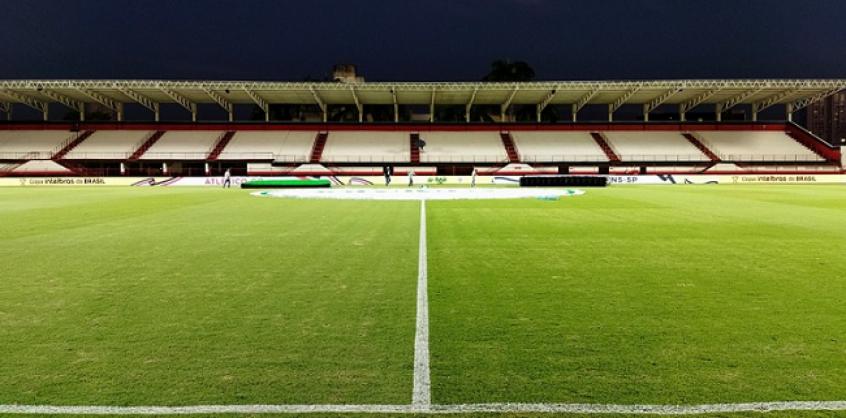 Sem vencedor! Atlético-GO e Fortaleza empatam sem gols