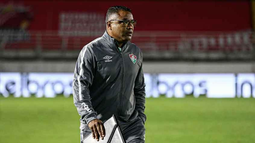 Roger diz que empate do Fluminense 'tem gosto de vitória' e destaca: 'É um ponto importante'
