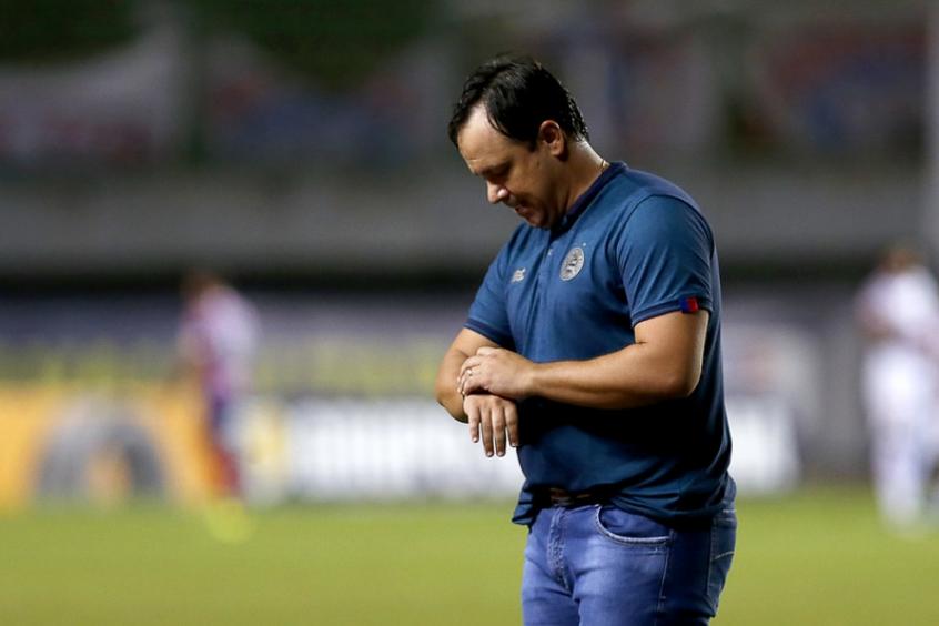Bahia quer engatar sequência positiva como visitante no Brasileirão