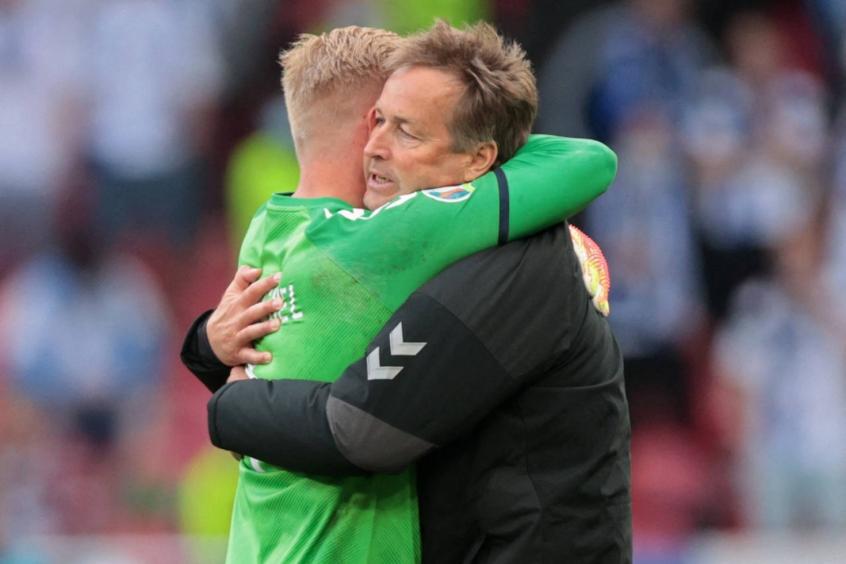 Emocionado, técnico da Dinamarca fala após mal súbito de Eriksen: 'Experiência traumática'