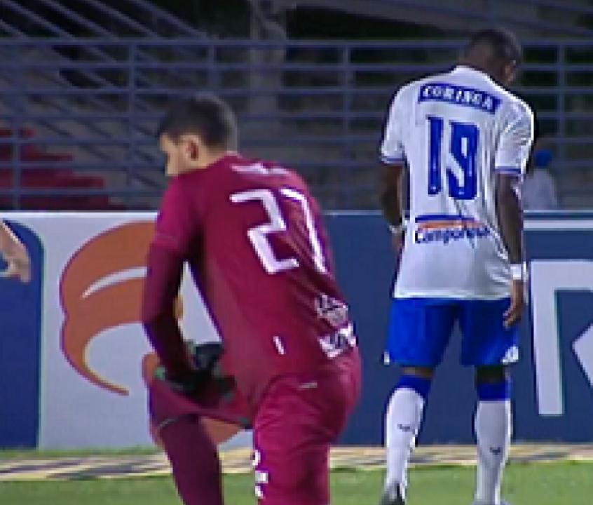 CSA marca o seu primeiro gol na Série B