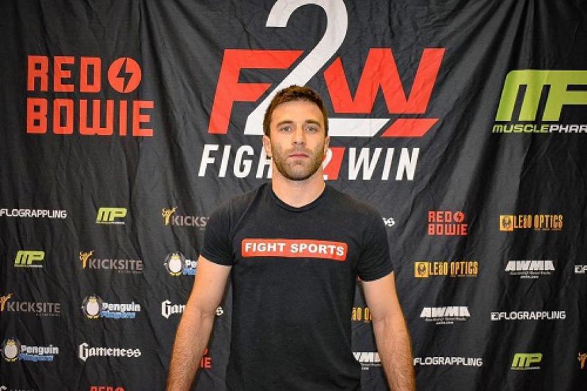 Em grande fase, faixa-preta Rodrigo Francioni mira cinturão do F2W: 'Se ligarem, eu estou pronto'