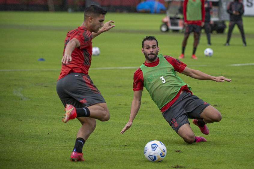 Thiago Maia cumpre última etapa antes de volta aos jogos do Flamengo