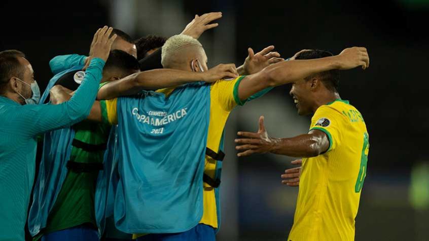 Seleção Brasileira atropela o Peru e obtém sua segunda vitória na Copa América