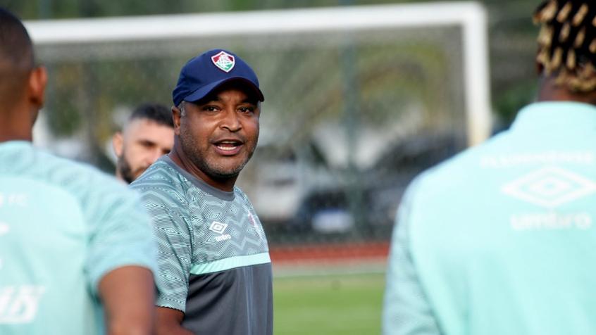 Com três mudanças, Fluminense está escalado para jogo com o Atlético-GO