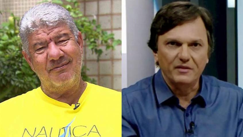 Joel Santana ataca Mauro Cezar após críticas: 'Sabe p…. nenhuma'