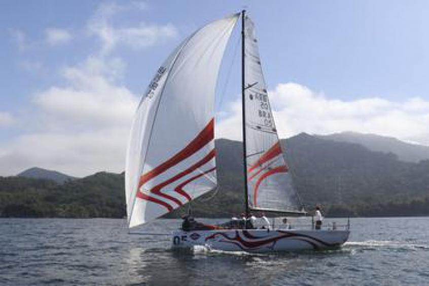 Velejadores comemoram retorno da Semana de Vela de Ilhabela