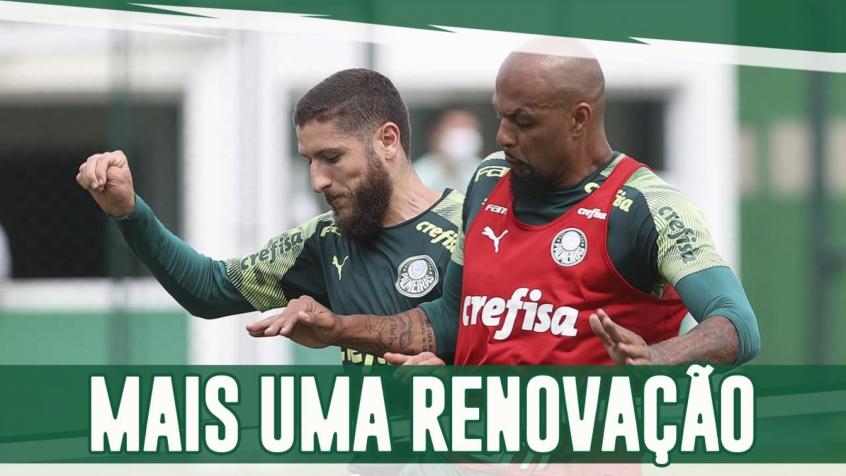 Boletim: Palmeiras renova contrato de meio-campista; entenda irritação de Abel Ferreira