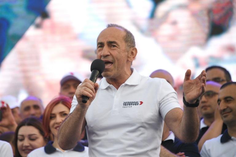 Opositor armênio contesta resultados eleitorais e denuncia fraudes