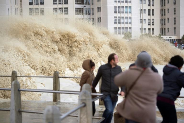 Na 'linha de frente' climática, cidades costeiras enfrentam sua mortalidade