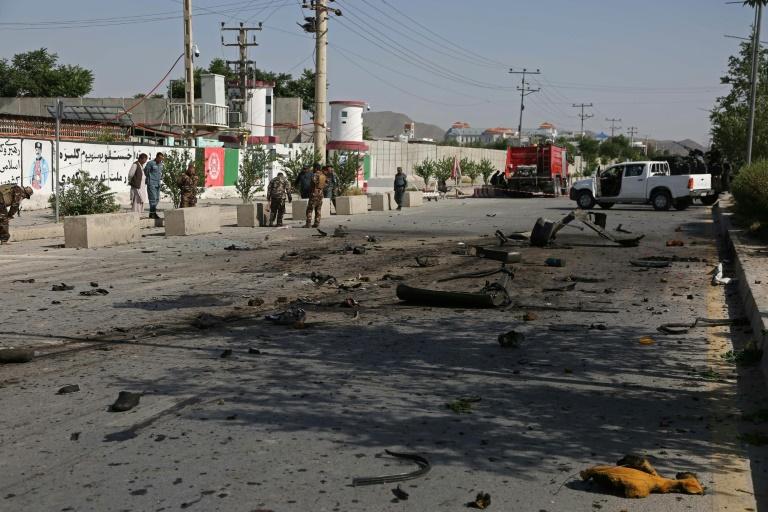 Explosão de ônibus mata 11 pessoas no Afeganistão