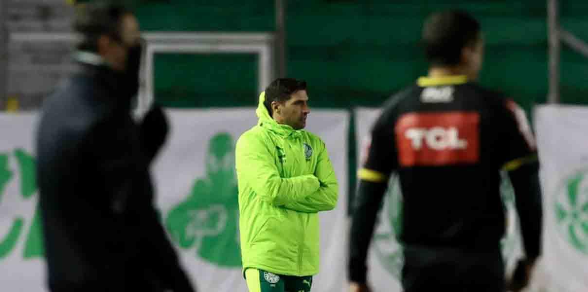 Após vitória, Abel Ferreira sai em defesa de jogadores: 'Os meus são sempre os melhores do mundo'