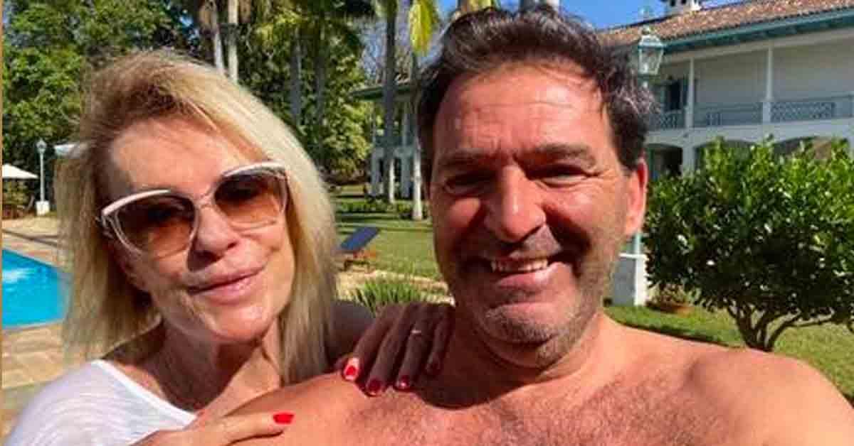 Marido de Ana Maria Braga diz que ficou surpreso com fim do casamento