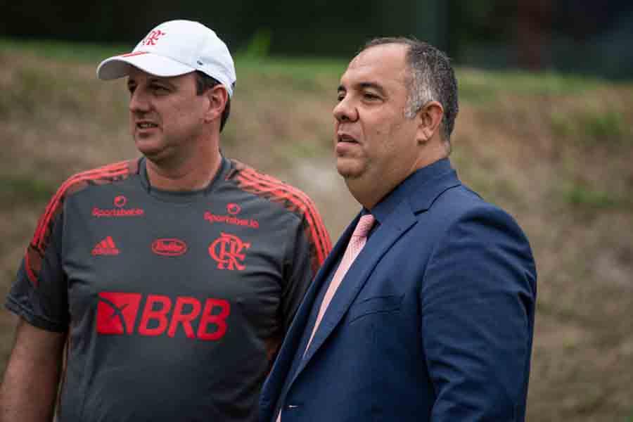 Braz cita logística e prega respeito ao ABC, mas afirma: 'Flamengo tem que passar de qualquer maneira'