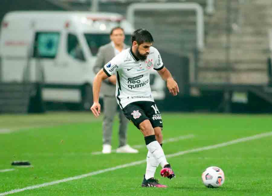 Inter avança por empréstimo de Bruno Méndez junto ao Corinthians
