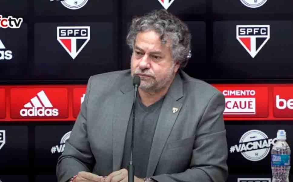 Crédito: Foto: Reprodução/ YouTube São Paulo FC
