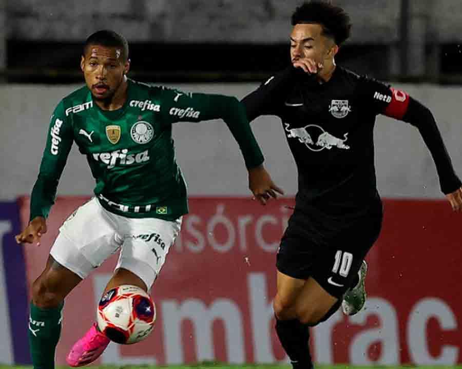 Bragantino tenta acabar com tabu diante do Palmeiras