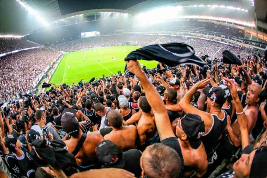 Organizadas do Corinthians marcam protesto contra atual fase do clube