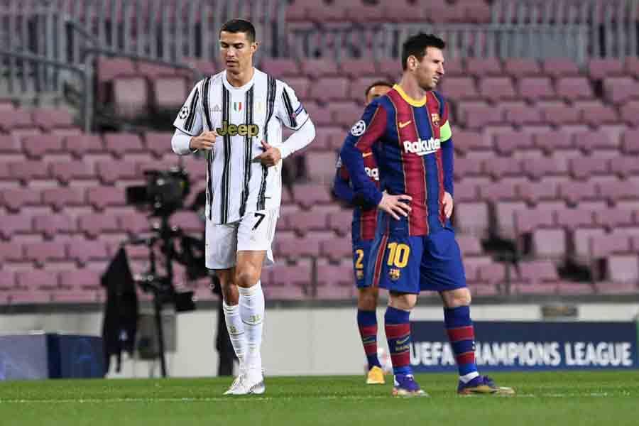 'Eu sempre prefiro o Cristiano Ronaldo ao Messi', diz Casagrande