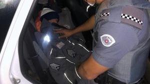 Crédito: Divulgação/Polícia Militar