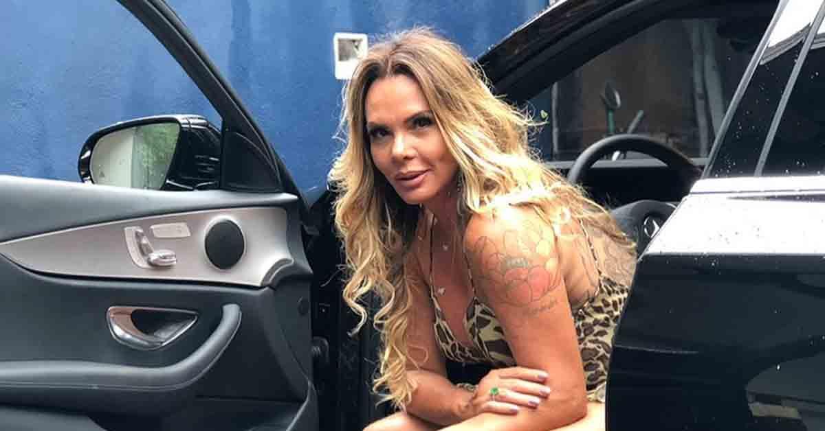 Cristina Mortágua irá leiloar calcinha usada em ensaio: 'Estou sem grana'