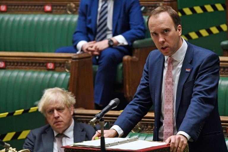 Boris Johnson ofendeu o ministro da Saúde, afirma ex-conselheiro