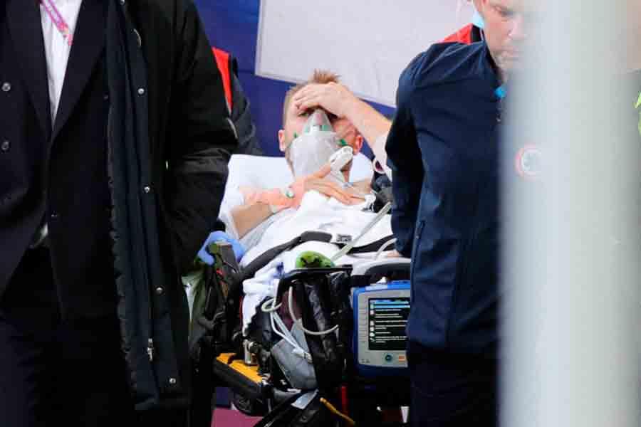 'Ele tinha partido, fizemos a manobra de ressuscitação', disse médico da Dinamarca sobre Eriksen