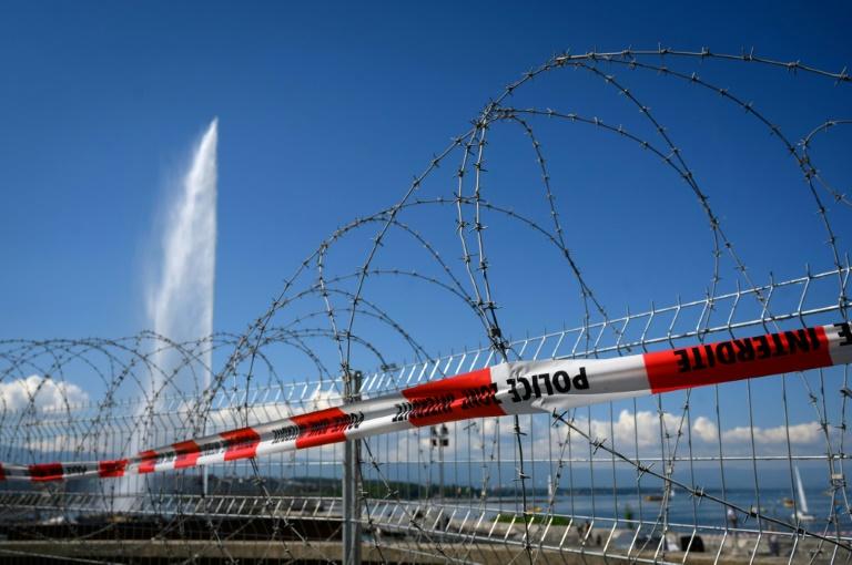 Cúpula Biden-Putin mobiliza gigantesco esquema de segurança em Genebra