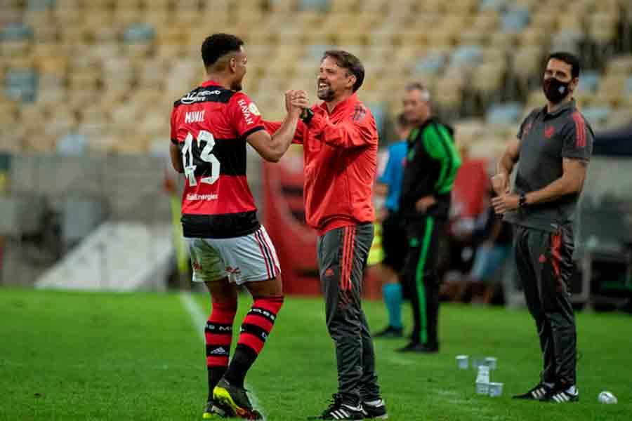 Crédito: Foto: Alexandre Vidal/Flamengo