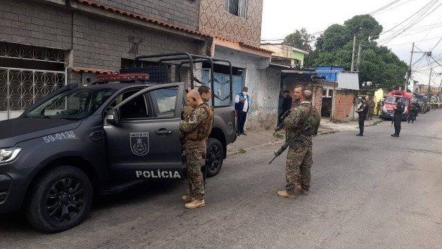 Crédito: Divulgação/PMERJ