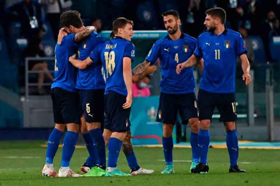 Itália domina a Suíça na Eurocopa e consegue a classificação para o mata-mata