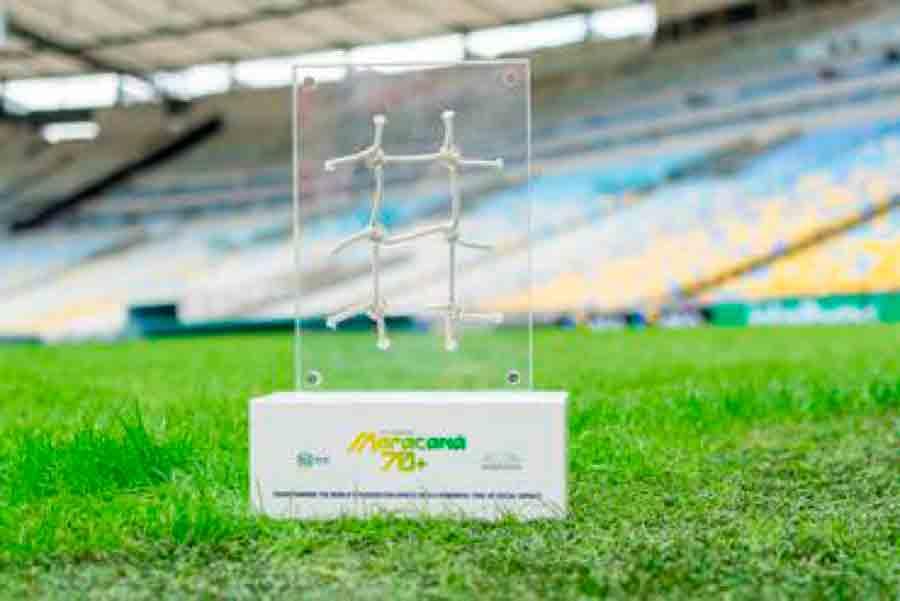 'Play For a Cause' e Maracanã lançam 'NFT social' no aniversário do estádio