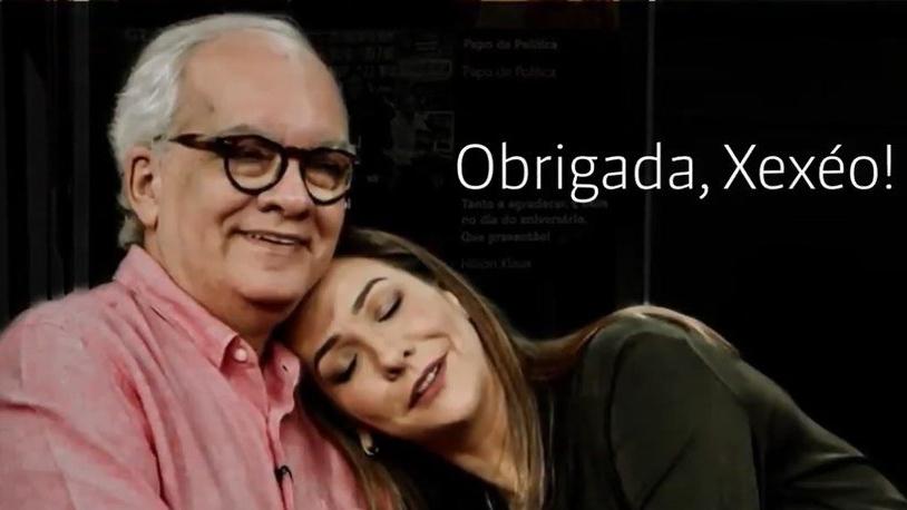 Maria Beltrão se emociona com homenagem a Artur Xexéo: 'Te amo muito'