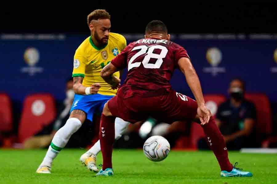 Análise: Estreia do Brasil na Copa América foi ótima, mas com o 'pé na fôrma' a sequência pode ser melhor