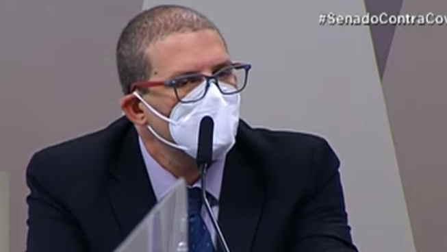 Na CPI, pesquisadores apontam responsabilidade de Bolsonaro em mortes por Covid