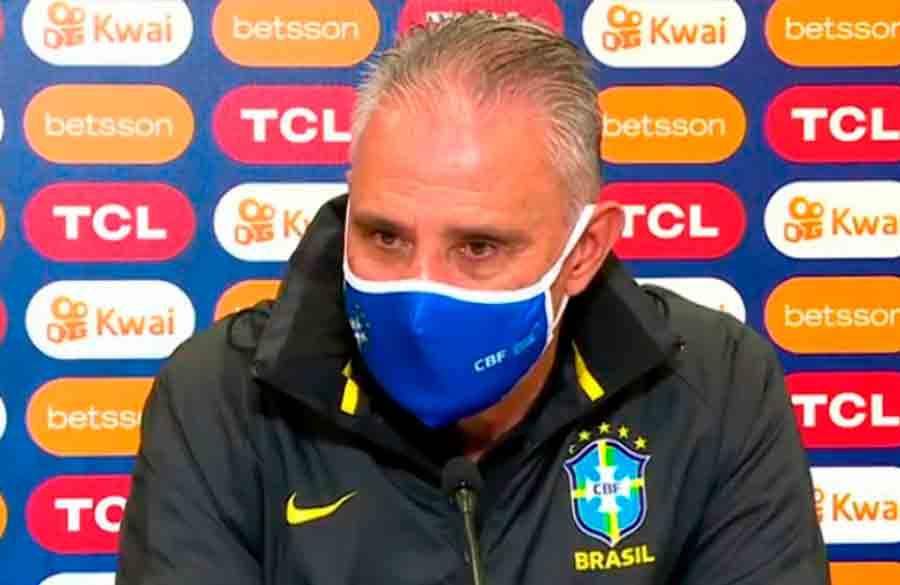 Tite vê no duelo da Seleção com o Equador estímulo para o grupo seguir em 'escalada progressiva'