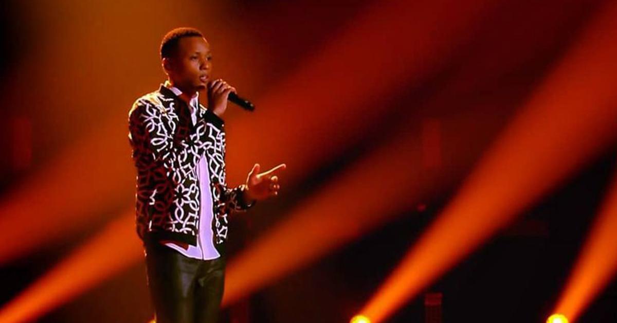 Campeão do 'The Voice Brasil' é hospitalizado após acidente de carro