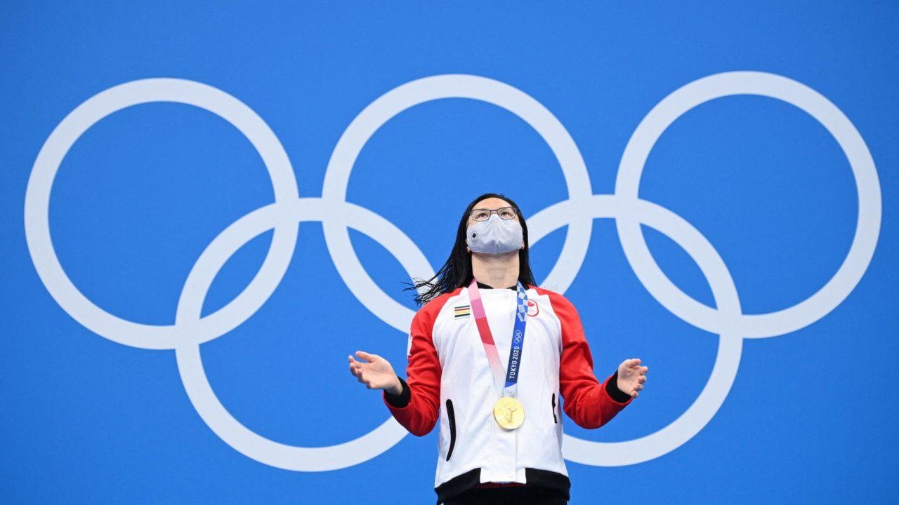 Natação: canadense Margaret MacNeil é ouro nos 100m borboleta