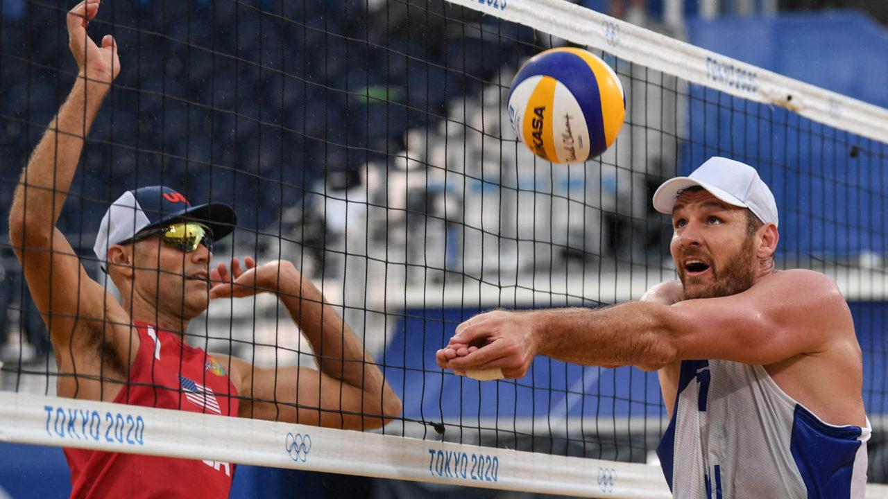 Vôlei de Praia: Alisson e Álvaro Filho são derrotados na segunda rodada